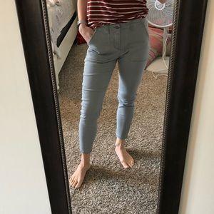 Kensie Cropped Ankle Pants